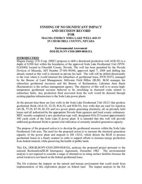 File:FONSI magma GDP EA 073009.pdf