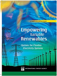 Empowering Variable Renewables: Options for Flexible Electricity Systems Screenshot