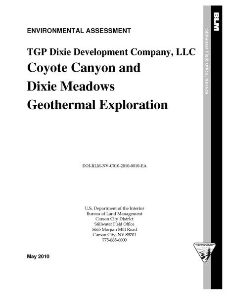 File:CC & DM Geothermal Exploration EA FINAL 20100531.pdf