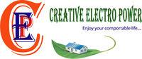 Logo: CREATIVE ELECTRO POWER