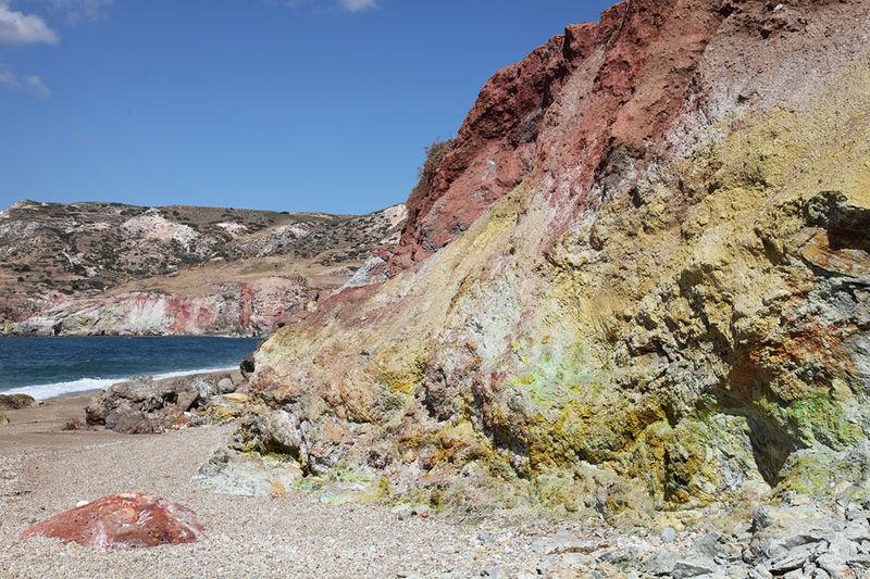 File:Hydrothermally Altered Rocks.JPG