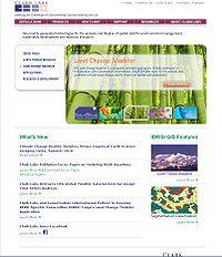 IDRISI Land Change Modeler Screenshot