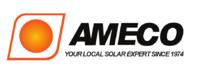 Logo: AMECO Solar