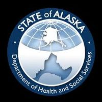 Logo: Alaska Department of Health and Social Services