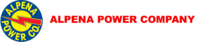 Logo: Alpena Power Co