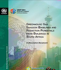 South Africa - Greenhouse Gas Emission Baselines and Reduction Potentials from Buildings Screenshot
