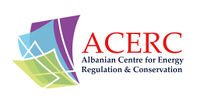 Logo: Albanian Centre for Energy Regulation and Conservation - ACERC