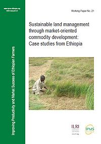 Sustainable Land Management Through Market-Oriented Commodity Development: Case studies from Ethiopia Screenshot
