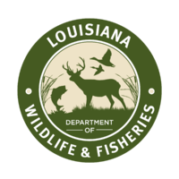 Logo: Louisiana Department of Wildlife and Fisheries