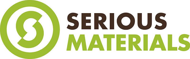 File:SeriousMaterials logo.jpg
