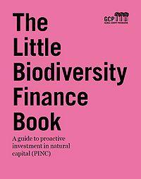 The Little Biodiversity Finance Book Screenshot