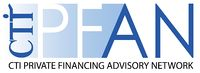 Logo: Georgia-Climate Technology Initiative Private Financing Advisory Network (CTI PFAN)