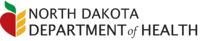 Logo: North Dakota Department of Health
