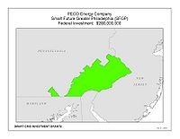 Coverage Map: PECO Energy Company Smart Grid Project