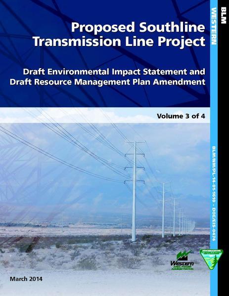 File:Southline Transmission Line DEIS Volume 3.pdf