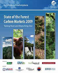 State of the Forest Carbon Markets 2009 Screenshot