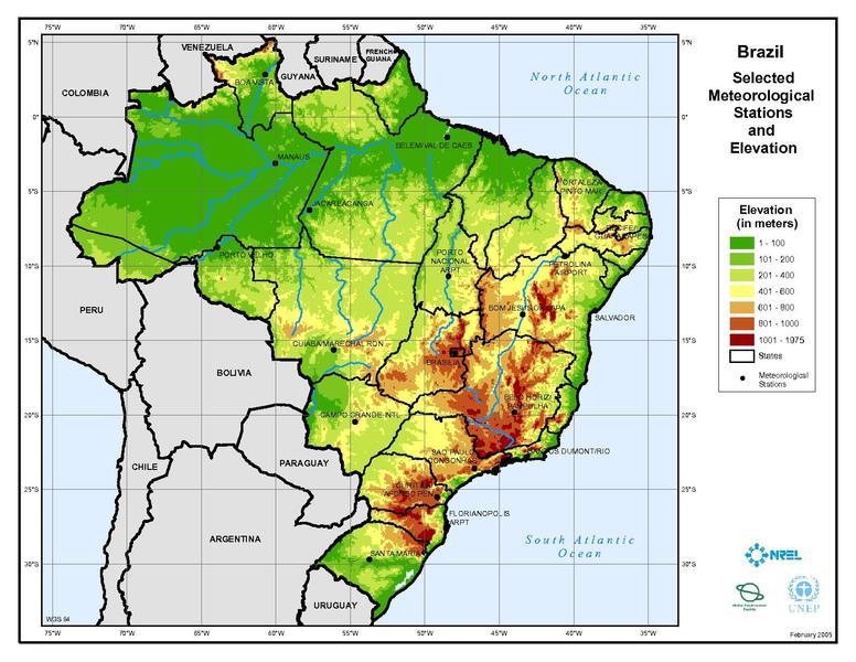 Filebraziltmyst 238pdf Open Energy Information: Brazil Elevation Map At Infoasik.co