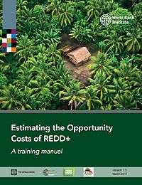 Estimating the Opportunity Cost of REDD+: A Training Manual Screenshot