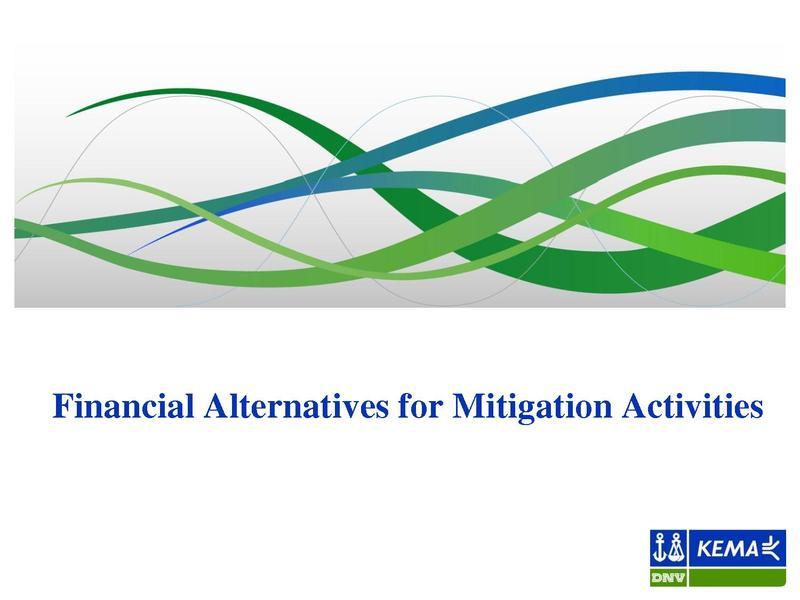 File:Dopazo - Financial Alternatives for Mitigation Activities.pdf