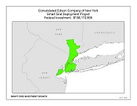 Coverage Map: Consolidated Edison Company of New York, Inc. Smart Grid Project