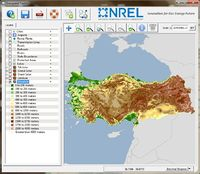Geospatial Toolkit (GsT) Screenshot