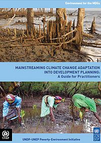 Mainstreaming Climate Change Adaptation into Development Planning: A Guide for Practitioners Screenshot
