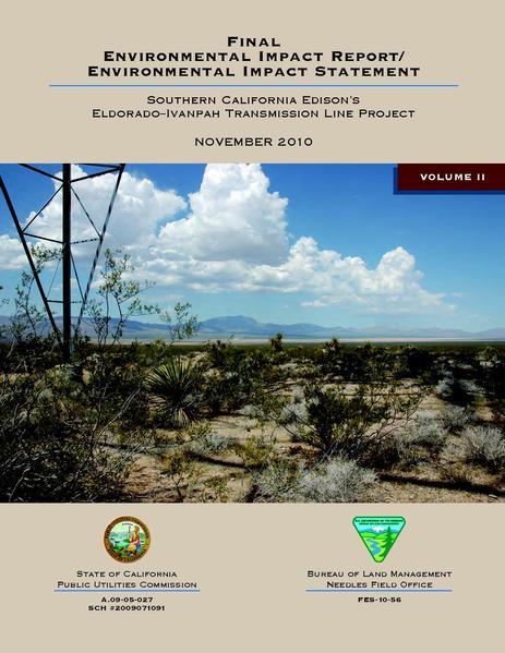 File:Eldorado-Ivanpah FEIS Volume II.pdf