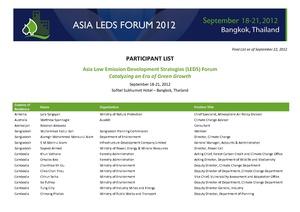 Participant List - Post-Forum.pdf
