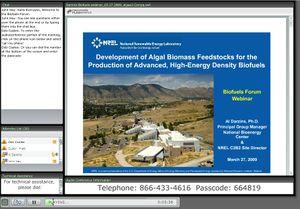 Biomasa algal