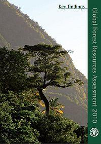 Global Forest Resource Assessment Screenshot