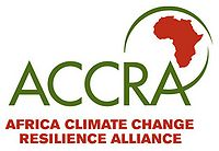 Logo: Mozambique-African Climate Change Resilience Alliance