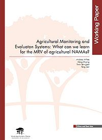 Agricultural Monitoring and Evaluation Systems: What can we learn for the MRV of agricultural NAMAs? Screenshot