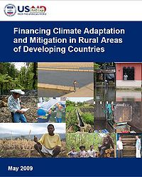 Financing Climate Adaptation and Mitigation in Rural Areas of Developing Countries Screenshot