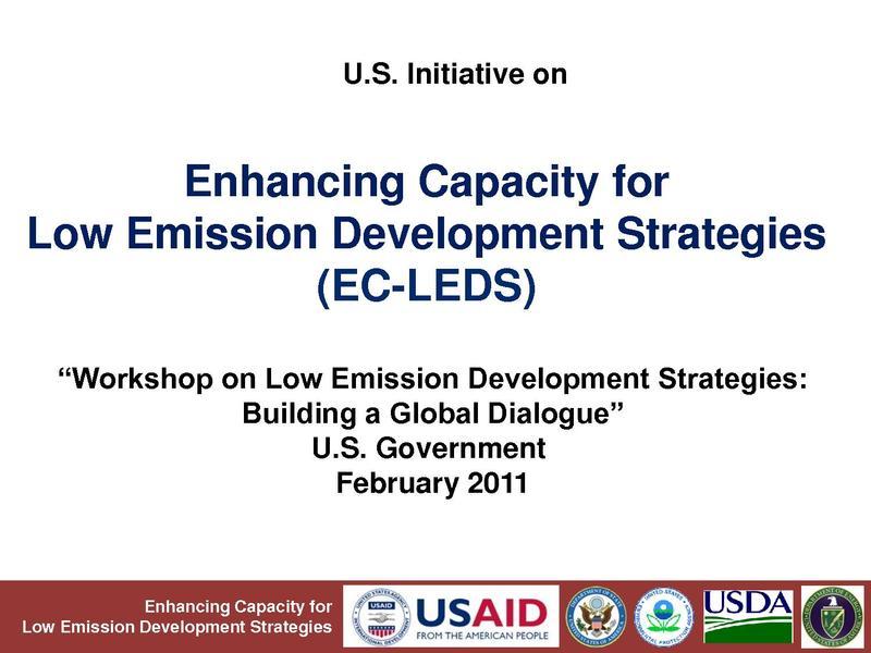 File:Enhancing Capacity for Low Emission Development Strategies USGov.pdf