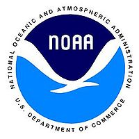 Logo: National Oceanic and Atmospheric Administration (NOAA)