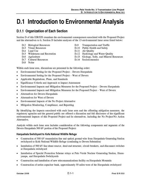 File:Devers Palo Verde No2-FEIS D1 Introduction to Environmental Analysis.pdf