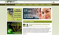 GHG Management Institute curriculum Screenshot