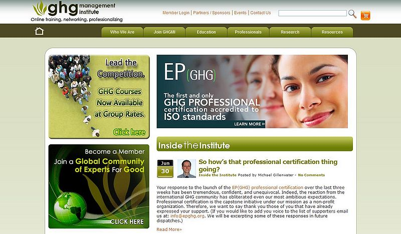 File:GHG and Carbon Accounting, Auditing, Management & Training - Greenhouse Gas Management Institute - Online Training.jpeg