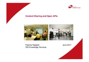 Open api and content sharing.pdf