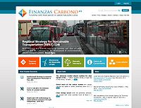Finanzas Carbono Screenshot