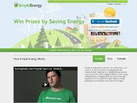 Simple Energy Screenshot